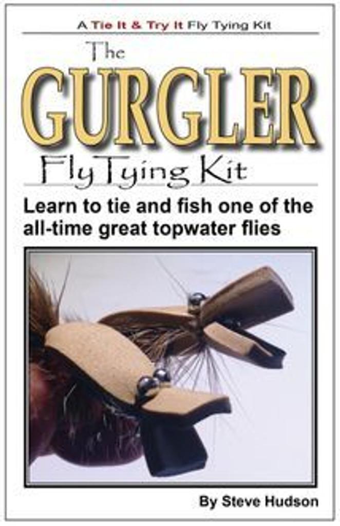Gurgler Fly Tying Fly Tying Kit