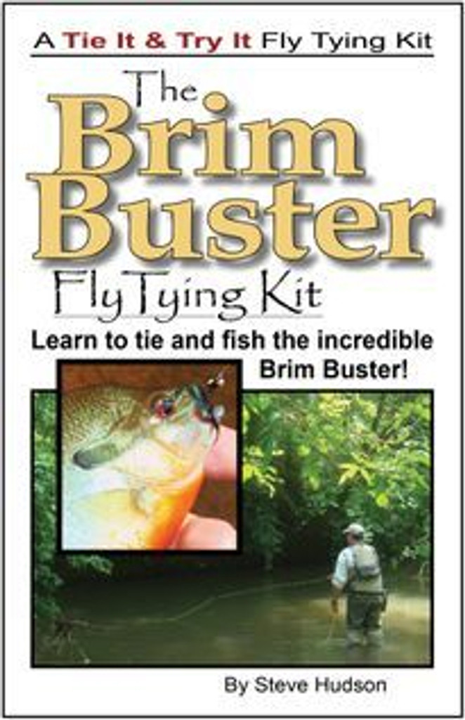 Brim Buster Fly Tying Kit