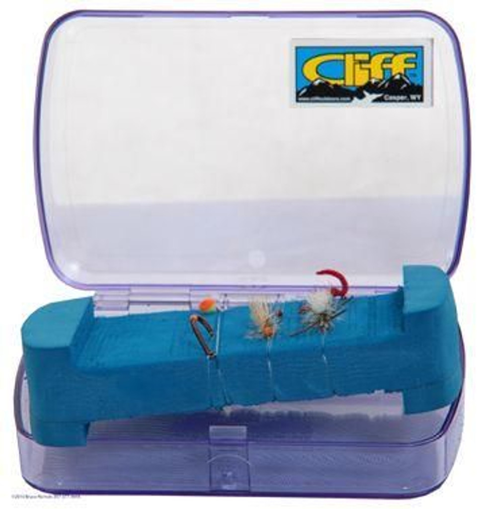 Cliff The Deuce Fly Box