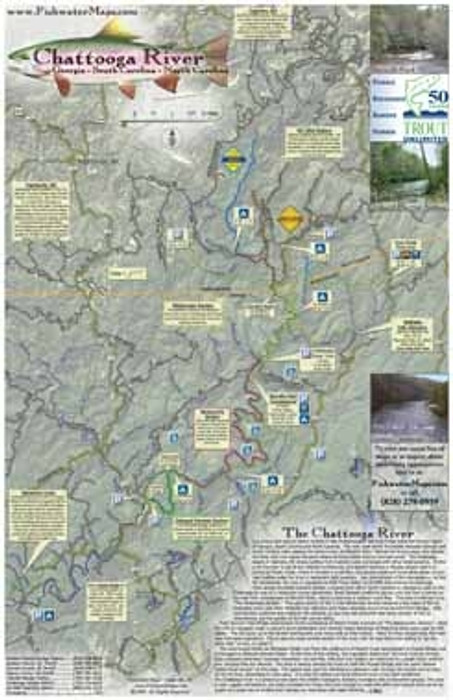 Fly Fishing Maps