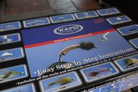 Wapsi Deluxe Fly Tying Kit