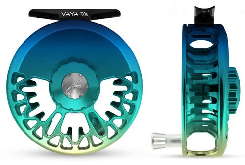 Abel Vaya 7/8 Flats Fade w\ Platimum handle