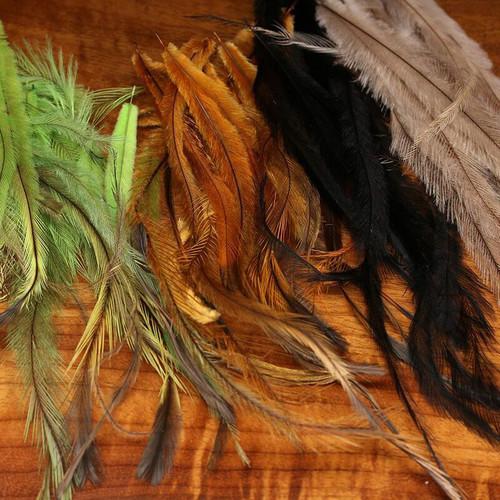 Hareline Emu Feathers