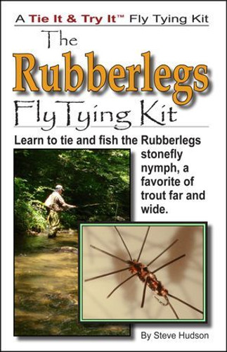 Rubberlegs Tying Kit