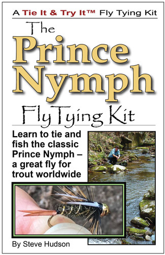 CMG The Prince Fly Fly Tying Kit