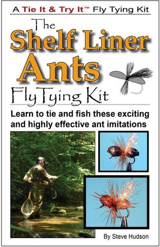Shelf Liner Ants