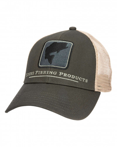 BASS ICON TRUCKER FOLIAGE