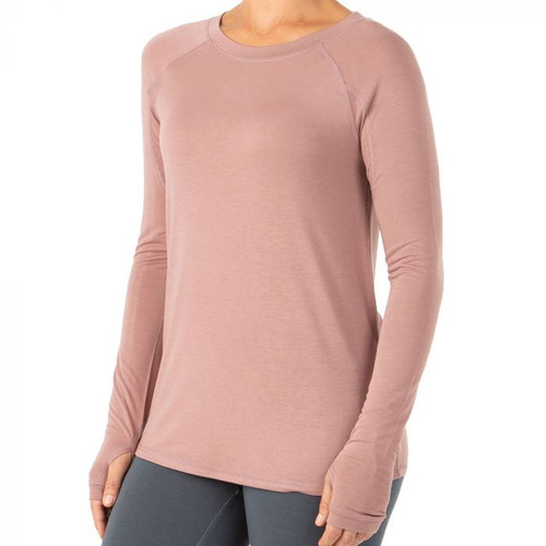 Women's Bamboo Midweight Long Sleeve
