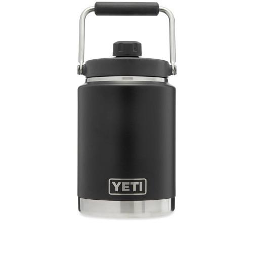 YETI Rambler 1/2 Gallon Jug -Black
