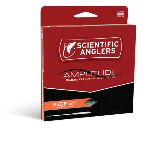 Amplitude Redfish Cold