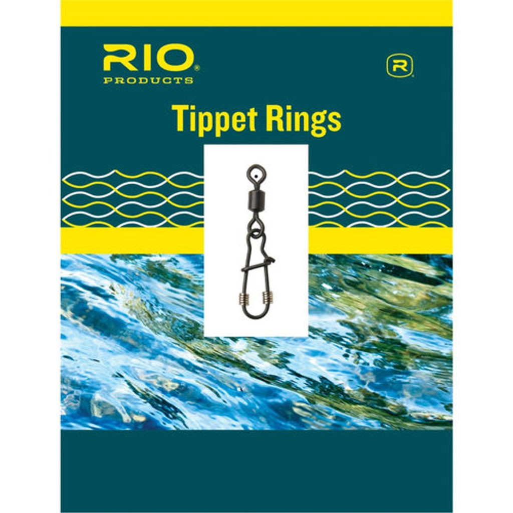 Rio tippet rings 10 pack 2mm