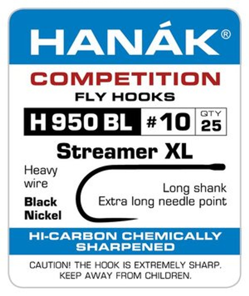 Hanak 950 BL streamer XL