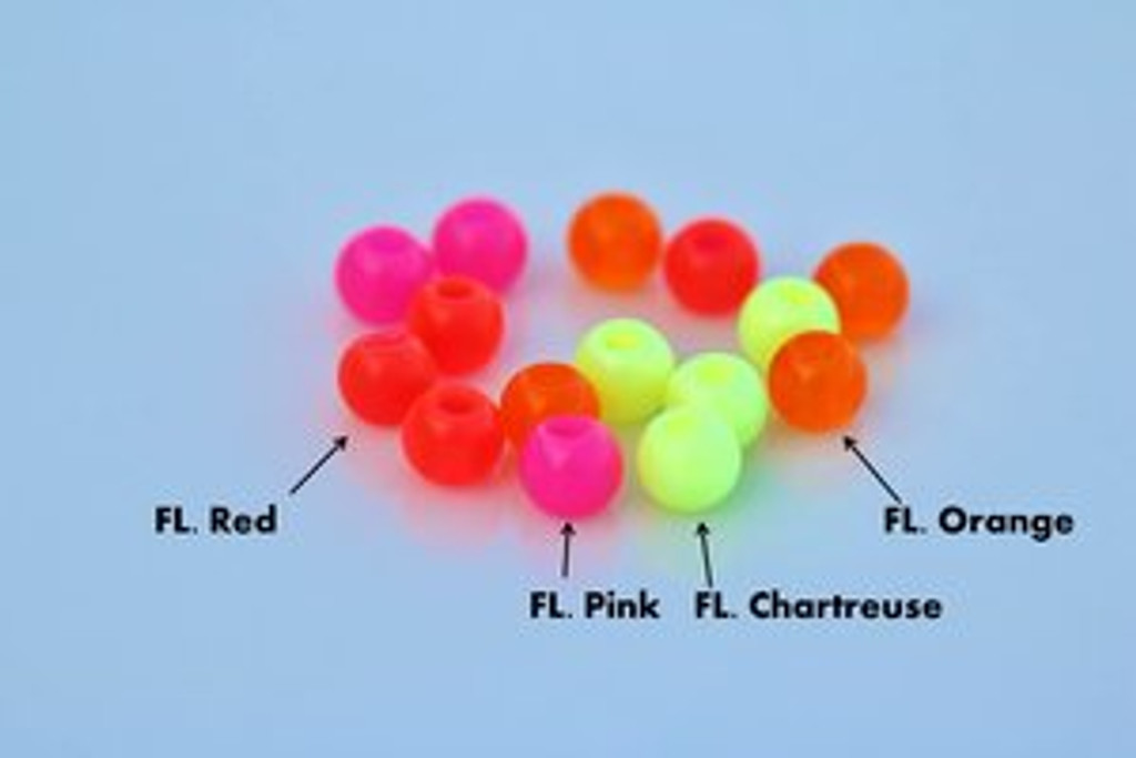 Flybox UK plastic fly beads (~3 mm)