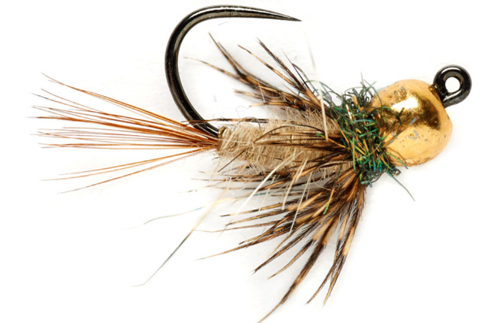 Tactical Soft Hackle Hare's Ear
