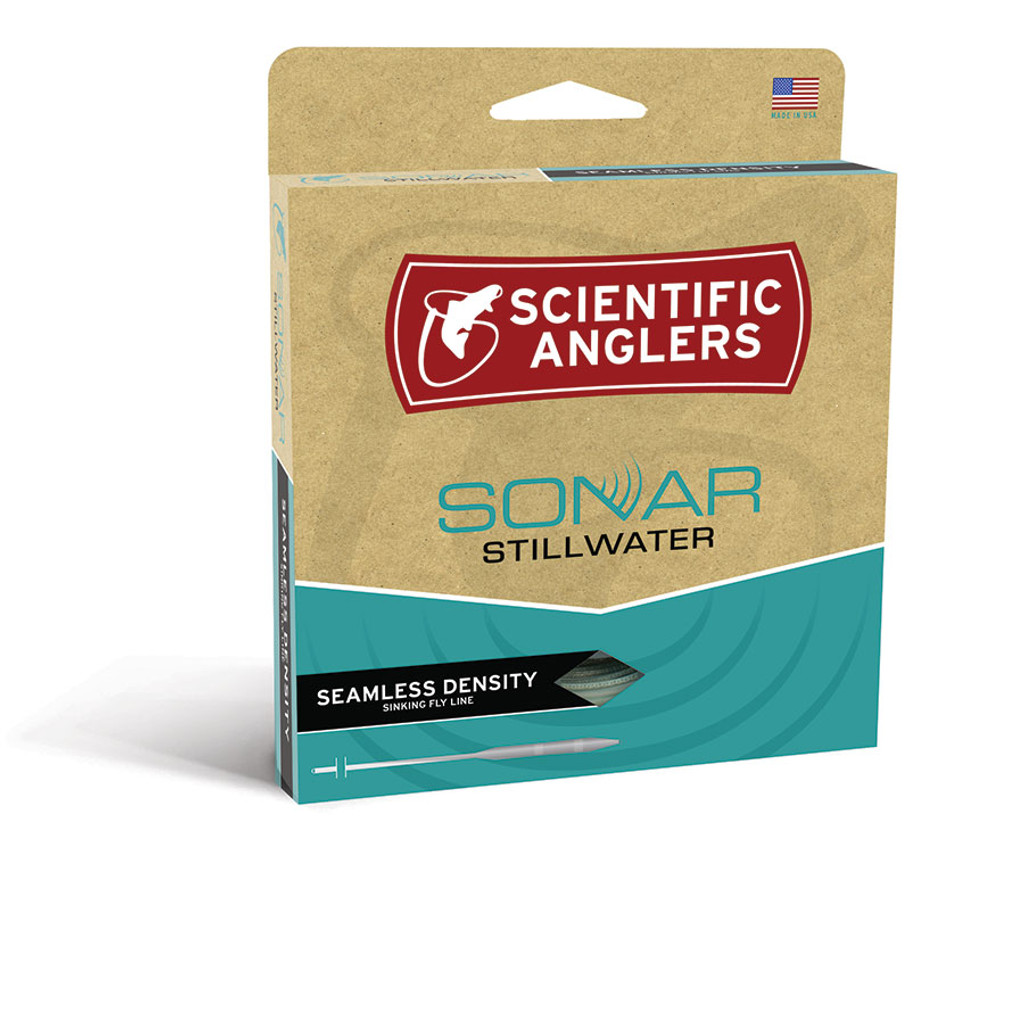 Scientific Anglers Sonar Stillwater Series Seamless Density Line