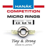 Hanak 2mm Micro Rings 10 pack