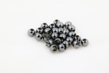 Tactical Fly Fisher countersunk tungsten beads 50 pack in gold, silver, copper, and black nickel