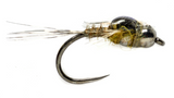 Tungsten Twisted Mayfly (multiple colors and two beads)
