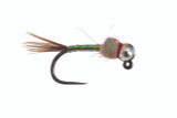 Egan's Rainbow Warrior Jig