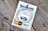 TroutHunter 'Finesse' 10ft Nylon Leader