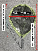 Soldarini Competition Expert Net (Rubber Mesh)