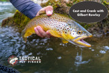 Cast and Crank With Gilbert Rowley: Sight Fishing Flats and Pedaling Climbs