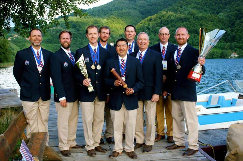 WORLD FLY FISHING CHAMPIONSHIPS 2015: SESSION 5 ON THE SANICA