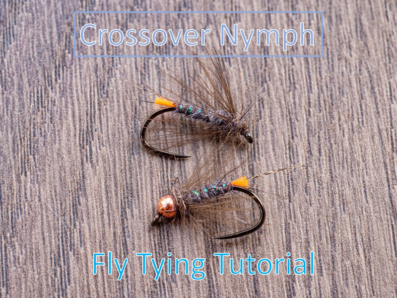 Crossover Nymph Fly Tying Tutorial
