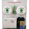 Two Nurse Call Button to Pager System