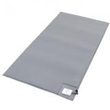 Wireless/cordless 24x48 floor mat compatible with TL2100G monitor