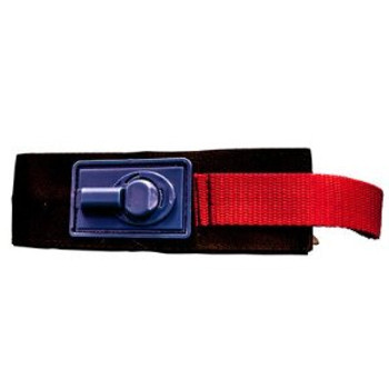 Quick Release Antimicrobial  Wheelchair Seat Belt