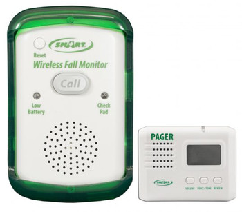 TL-2016R Quiet Fall Monitor with Wireless Signal to Pager