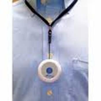 call Button worn around the neck