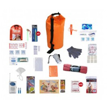 Children's Survival Kit (72 HOURS)WATERPROOF DRY BAG