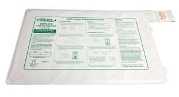 Cordless 10x30 Bed Sensor Replacement Pad Only