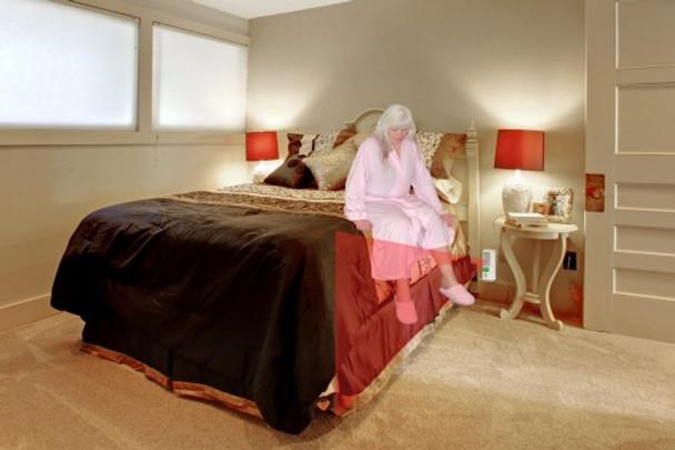 Caregiver Alert Motion Sensing Exit Alarm