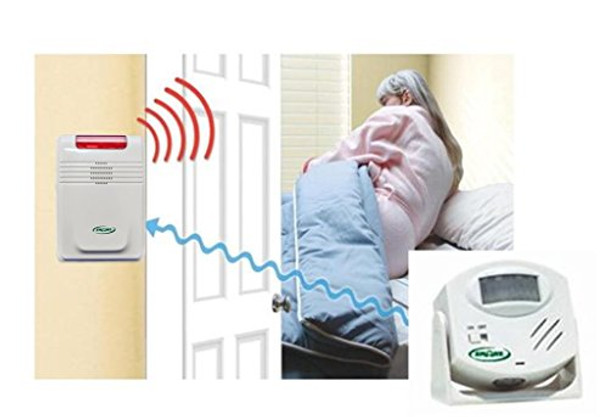 433MS-SYS with Motion Sensor and Nurse Call Button