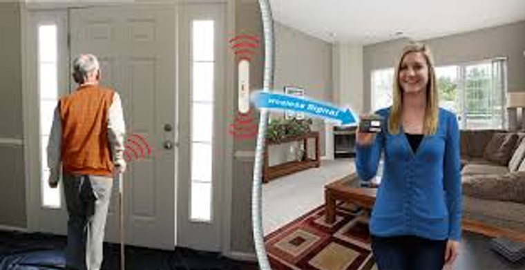 Anti-Wandering Door Bar System by Smart Caregiver TL-4005SYS/Home