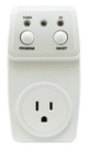 Smart Light Outlet with 433EC Monitor 24x48 Cordless Gray Floor Mat
