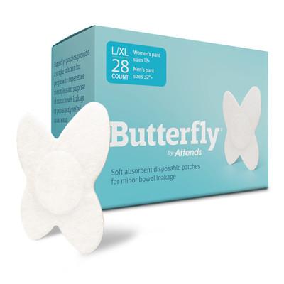 ATTENDS BUTTERFLY BODY PATCH (AC6235)