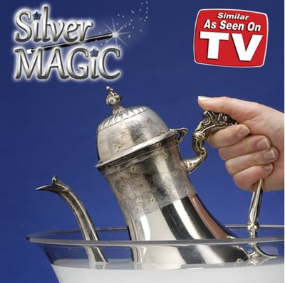 SILVER MAGIC TARNISH REMOVER (AC6274)