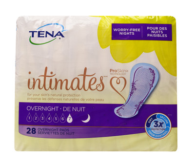 TENA INTIMATES MODERATE LONG PADS (AC5936*)