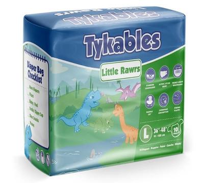 TYKABLES LITTLE RAWRS BRIEFS AC6288M (AC6288M)