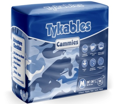 TYKABLES CAMMIES BRIEFS