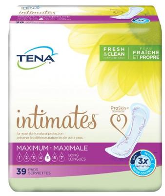 TENA INTIMATES/ HEAVY MAXIMUM LONG (AC6292*)