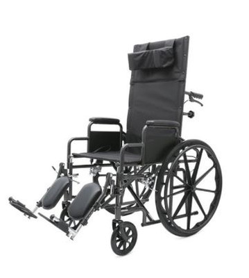 "MOBB RECLINING WHEELCHAIR 16"" (AC6297*)"