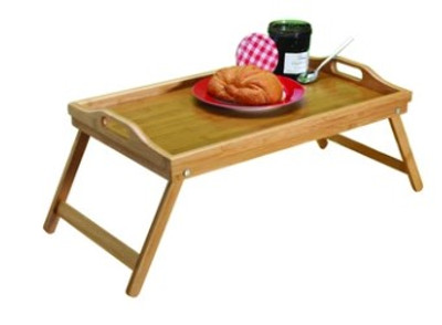 BAMBOO BREAKFAST TRAY (AC6308)