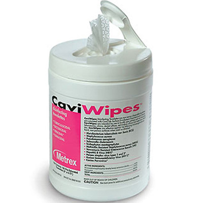 WIPE HARDSURFACE CAVIWIPES ANTI MICROBIAL CANISTER (AC5650)