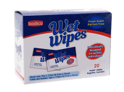 WET WIPES DISINFECTING WIPES FRESH SCE (AC6377)