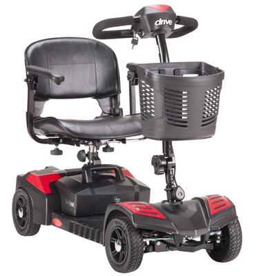 DRIVE MEDICAL SCOUT 4 WHEEL POWER SCOOTY (AC6383)